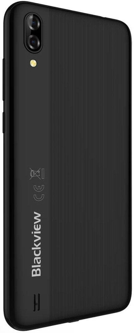 Смартфон Blackview A60 2/16Gb DS Black OFFICIAL UA фото