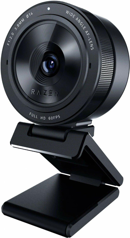 Веб-камера Razer Kiyo Pro Full HD Blackфото