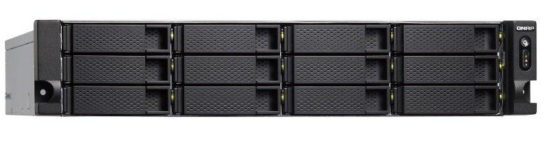 Мережеве сховище NAS QNAP TS-1283XU-RP-E2124-8G (TS-1283XU-RP-E2124-8G)фото