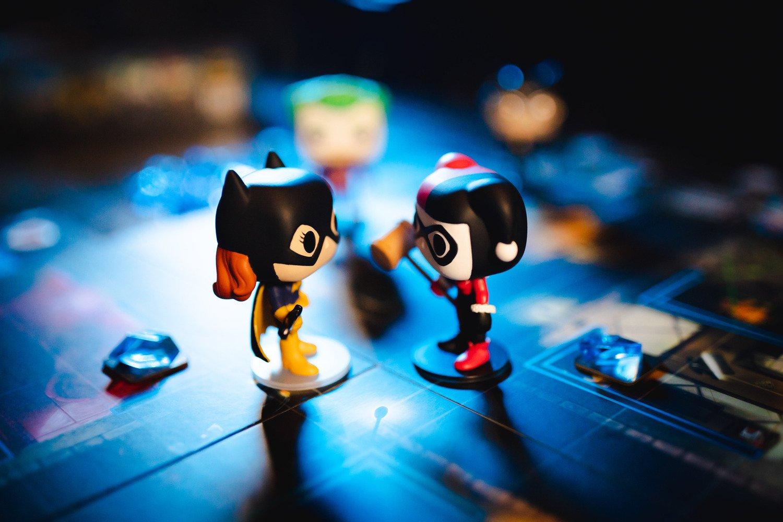 Настольная игра POP! Funkoverse: DC Comics 100 Base Set 42628 (FUN25503) фото 10