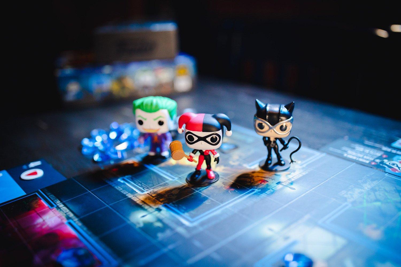 Настольная игра POP! Funkoverse: DC Comics 100 Base Set 42628 (FUN25503) фото 12