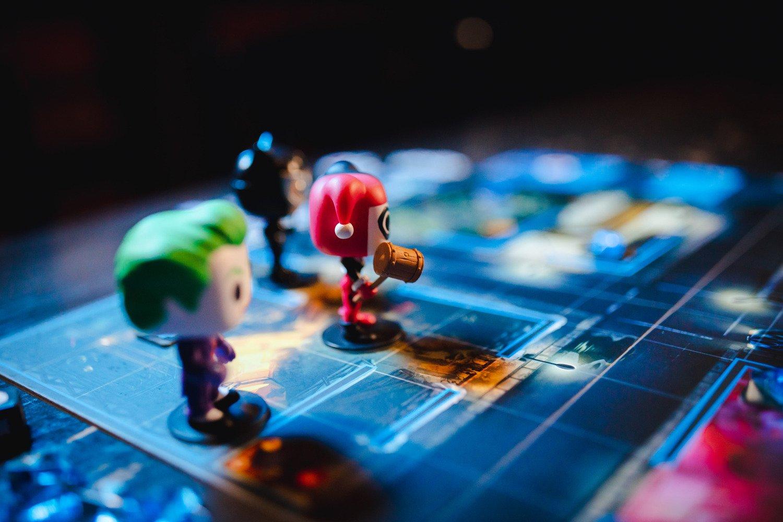 Настольная игра POP! Funkoverse: DC Comics 100 Base Set 42628 (FUN25503) фото 13