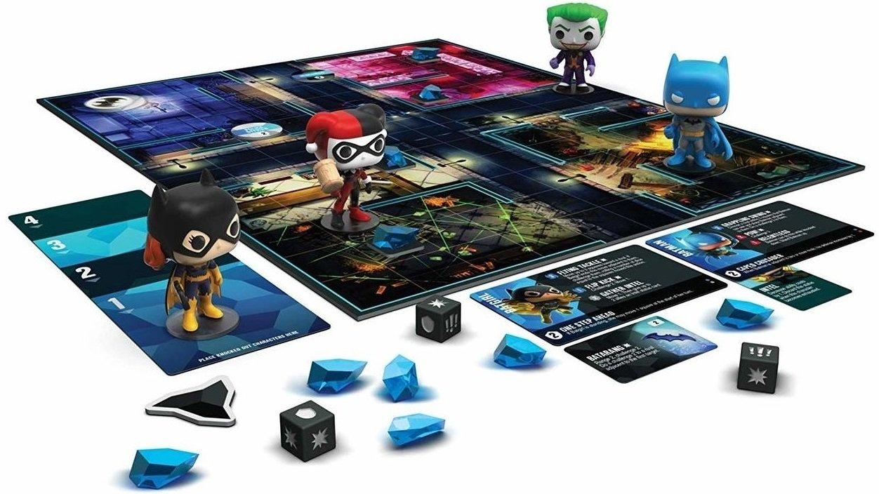 Настольная игра POP! Funkoverse: DC Comics 100 Base Set 42628 (FUN25503) фото 2