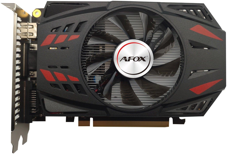 Відеокарта AFOX GeForce GTX750Ti 2GB GDDR5 128Bit (AF750TI-2048D5H3-V2)фото2