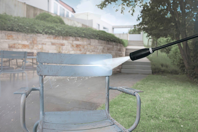 Минимойка высокого давления Karcher K3 + шампунь автомобильний 3в1 (9.611-450.0) фото