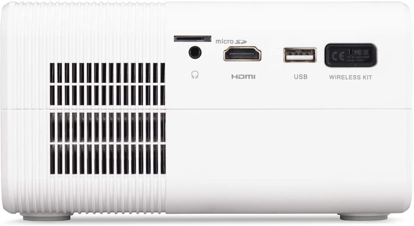 Проектор AOpen QH11 WiFi (MR.JT411.001) фото