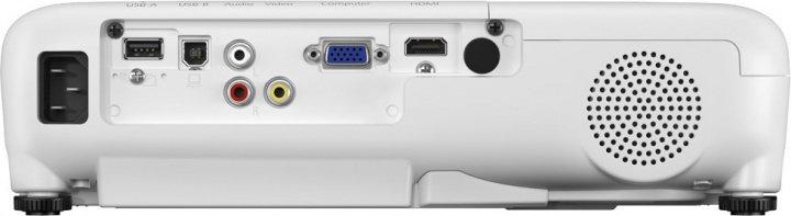 Проектор Epson EB-W51 (V11H977040) фото