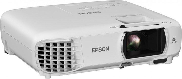 Проектор Epson для домашнего кинотеатра EH-TW740 (V11H979040) фото