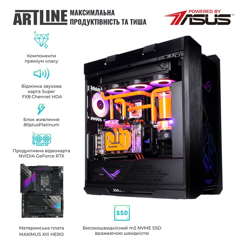 Системный блок ARTLINE Overlord RTX P98 (P98v22) фото 4