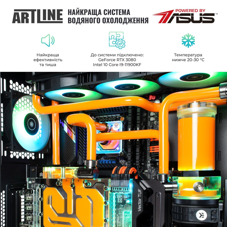 Системный блок ARTLINE Overlord RTX P98 (P98v22) фото 6