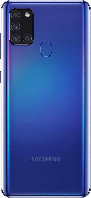 Смартфон Samsung Galaxy A21s 64Gb Blue фото