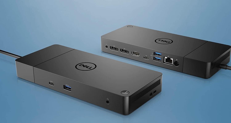 Порт-реплікатор Dell Performance Dock WD19DC, 240W, 4Y (210-ARJE-4Y)фото