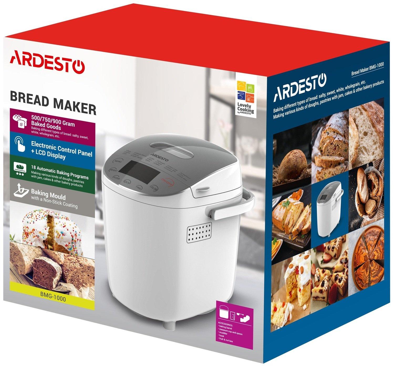 Хлібопіч Ardesto BMG -1000фото