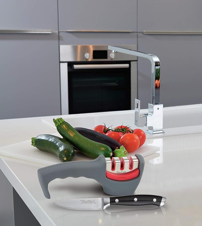 Точилка для ножей Tefal Fresh Kitchen (K2090514) фото