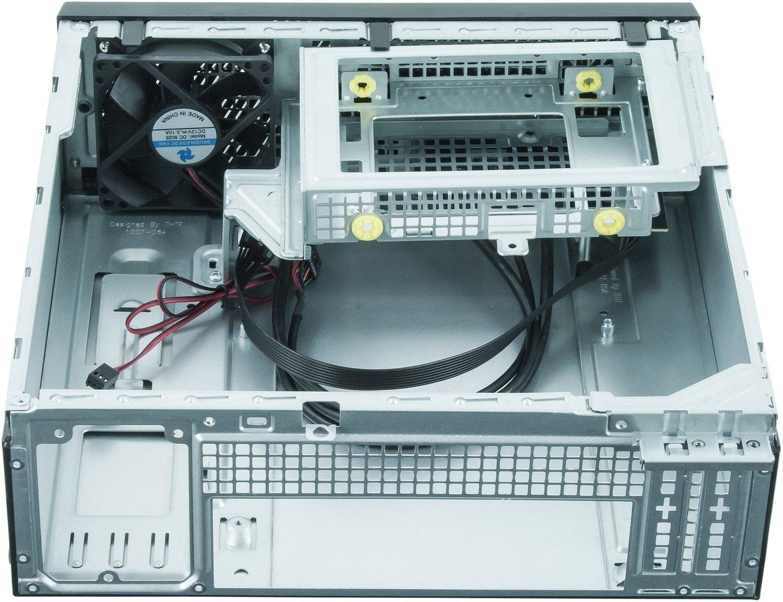 Корпус ПК CHIEFTEC Uni BU-12B с блоком питания CHIEFTEC GPF-300P (BU-12B-300) фото