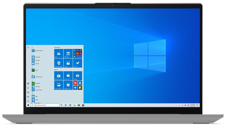 Ноутбук LENOVO IdeaPad 5 (81YQ00KWRA)фото4