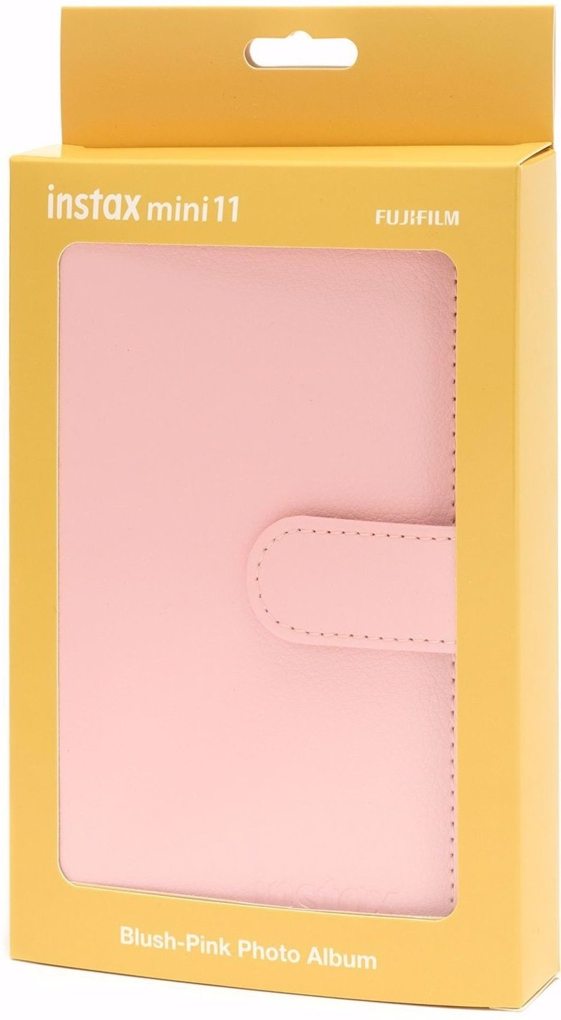 Фотоальбом Fujifilm INSTAX MINI 11 ALBUM Blush Pink (70100146237) фото