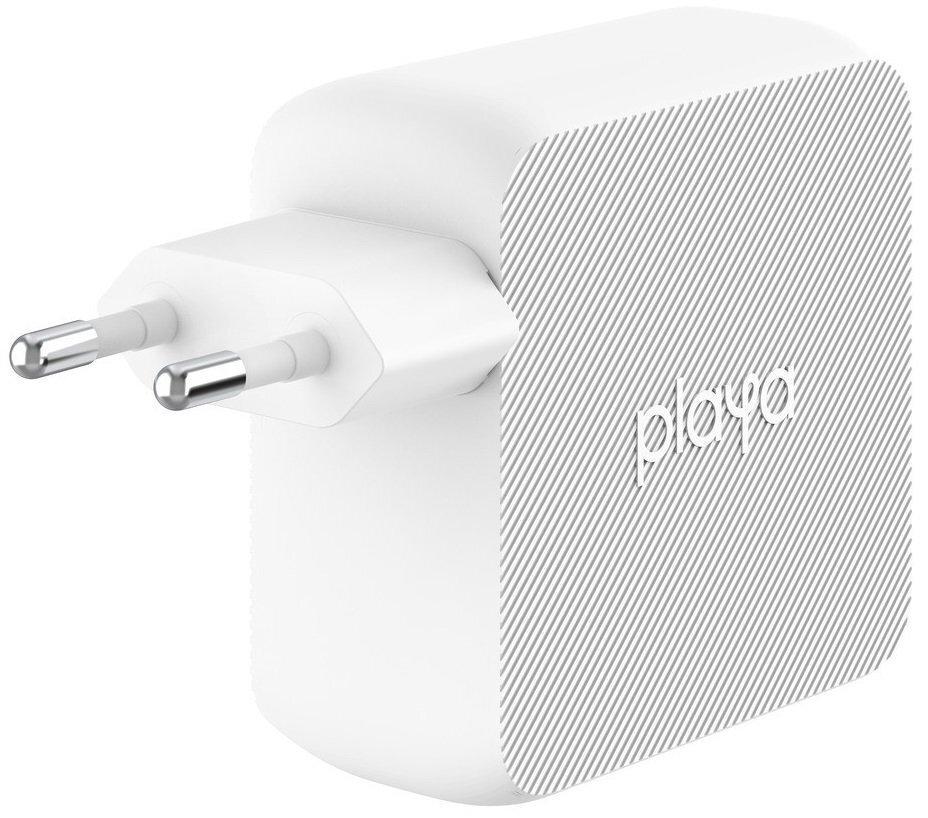 Сетевое зарядное устройство Playa by Belkin Home Charger 40W 4хUSB White (PP0003VFC2-PBB) фото 2