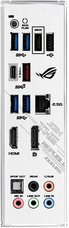 Материнcкая плата ASUS STRIX_B550-A_GAMING sAM4 B550фото