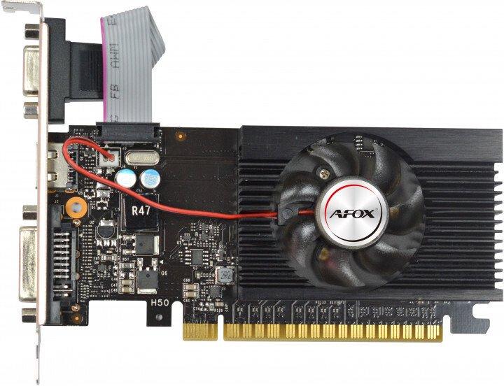 Відеокарта AFOX Geforce GT710 2GB DDR3 (AF710-2048D3L1-V2)фото2