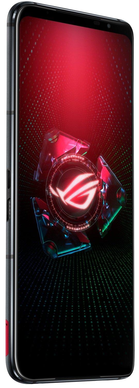 Смартфон Asus ROG Phone 5 12/256GB DS Black (ZS673KS-1A012EU) фото 3
