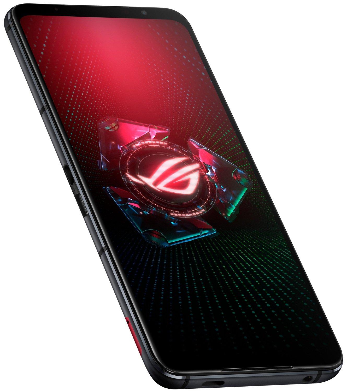 Смартфон Asus ROG Phone 5 12/256GB DS Black (ZS673KS-1A012EU) фото 9