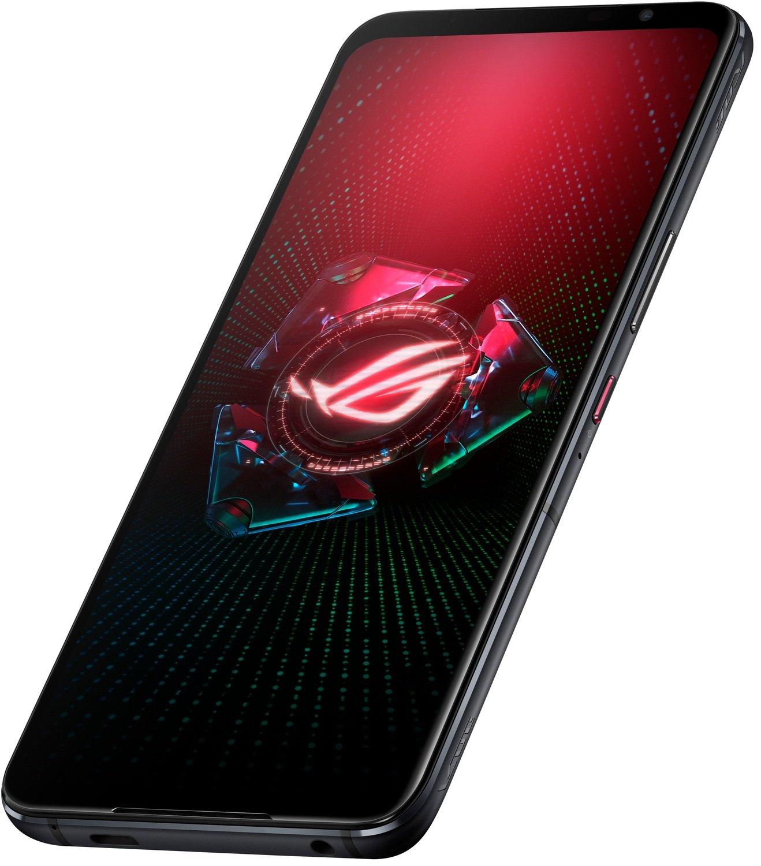 Смартфон Asus ROG Phone 5 12/256GB DS Black (ZS673KS-1A012EU) фото 10