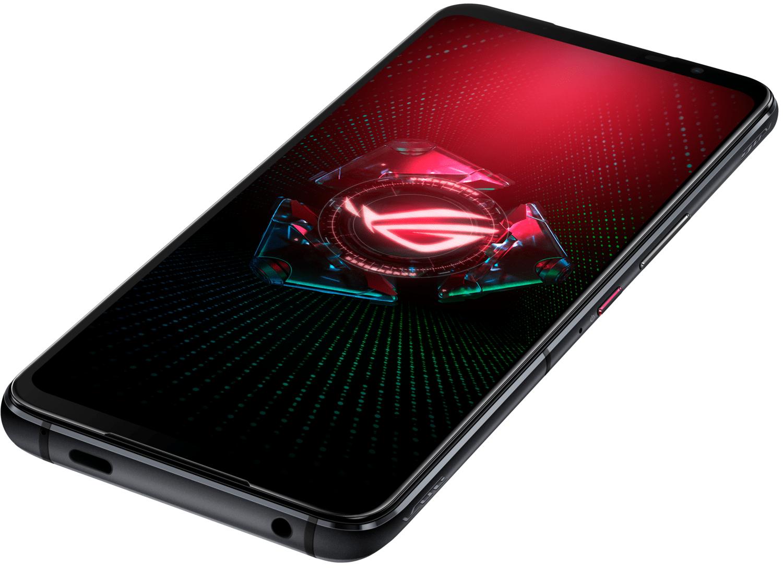 Смартфон Asus ROG Phone 5 12/256GB DS Black (ZS673KS-1A012EU) фото 12