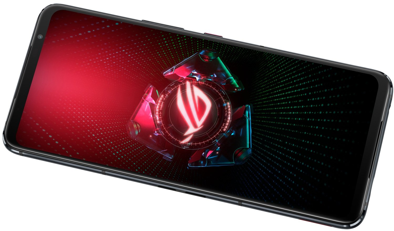 Смартфон Asus ROG Phone 5 12/256GB DS Black (ZS673KS-1A012EU) фото 14