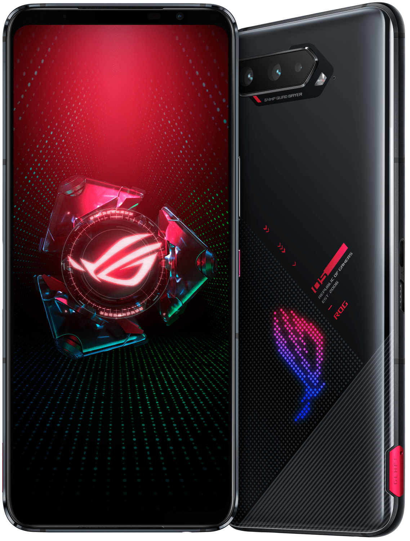 Смартфон Asus ROG Phone 5 12/256GB DS Black (ZS673KS-1A012EU) фото 16