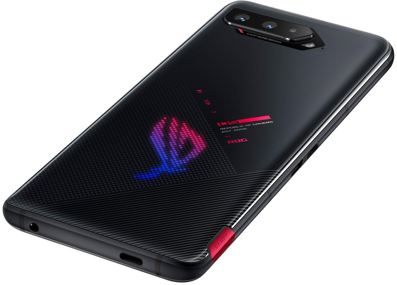 Смартфон Asus ROG Phone 5 12/256GB DS Black (ZS673KS-1A012EU) фото 20