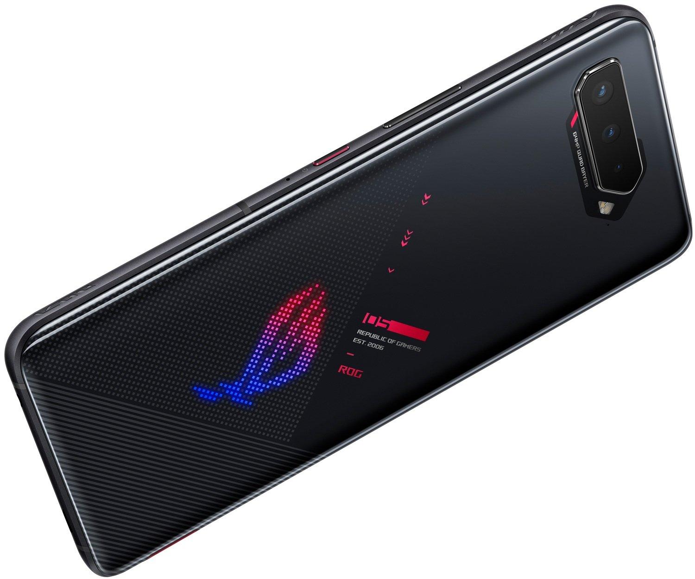 Смартфон Asus ROG Phone 5 12/256GB DS Black (ZS673KS-1A012EU) фото 22