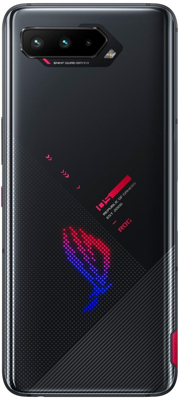 Смартфон Asus ROG Phone 5 12/256GB DS Black (ZS673KS-1A012EU) фото 24
