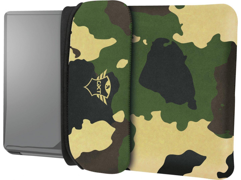 """Чохол для ноутбука Trust GXT 1242C Lido 15.6"""" Jungle Camo фото5"""