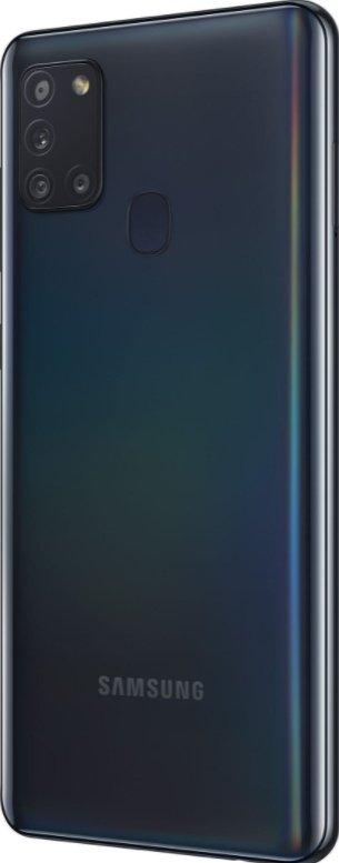 Смартфон Samsung Galaxy A21s 64Gb Black фото 2