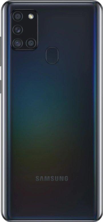 Смартфон Samsung Galaxy A21s 64Gb Black фото 3