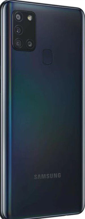 Смартфон Samsung Galaxy A21s 64Gb Black фото 4