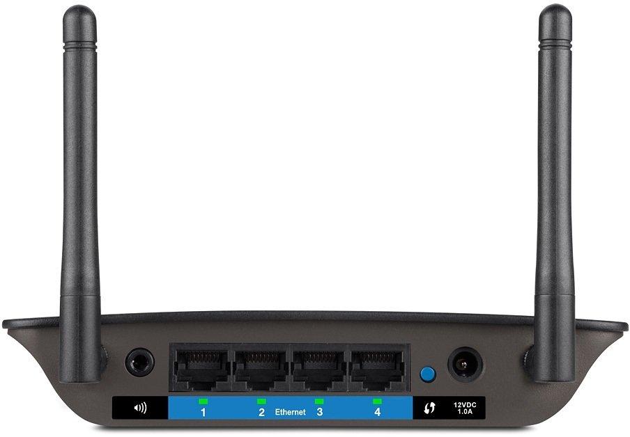 Точка доступу-ретрансляція LINKSYS RE6500 (RE6500-EJ)фото