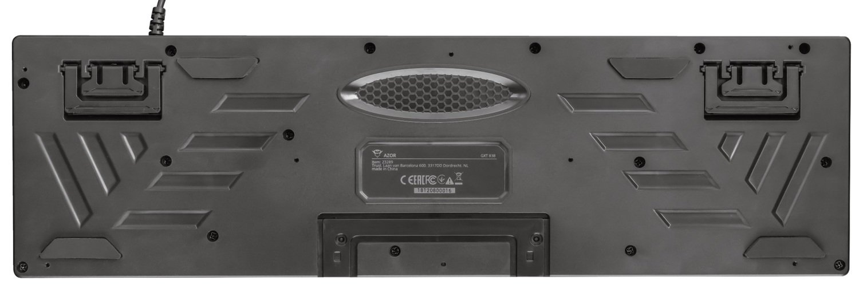 Игровая клавиатура Trust GXT835 Azor USB Black (23651) фото 6