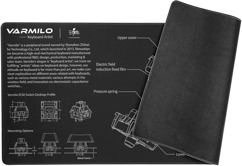 Ігрова поверхня Varmilo EC Mechanical Switch Desk Mat XL (ZDB005-01)фото