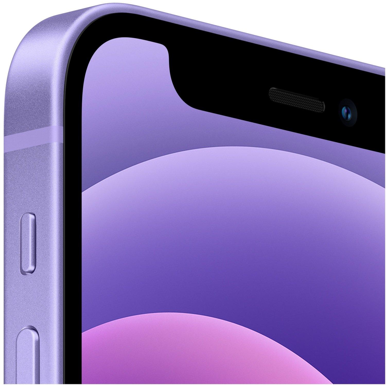 Смартфон Apple iPhone 12 mini 64GB Purple (MJQF3) фото