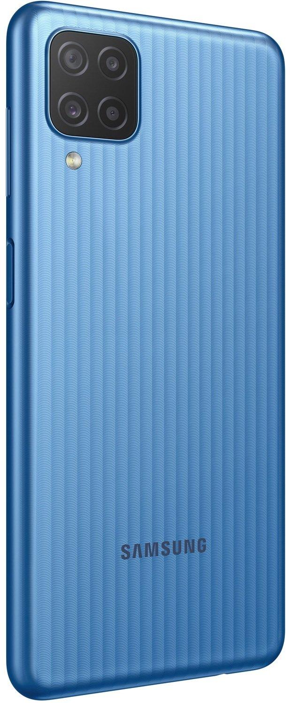 Смартфон Samsung Galaxy M12 4/64Gb Light Blue фото