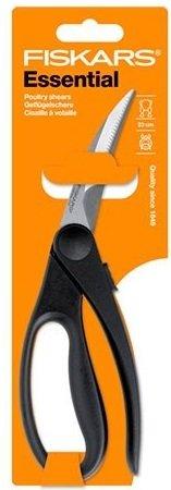 Ножницы для птицы Fiskars Essential 23 см (1023819) фото