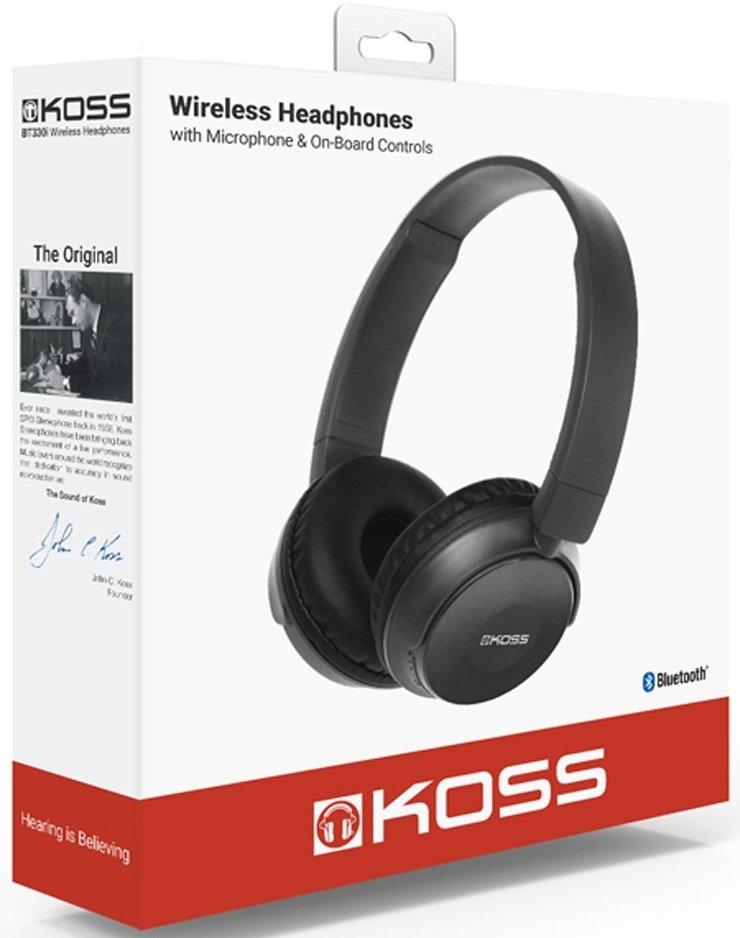Наушники Koss BT330i On-Ear Wireless Mic фото 2