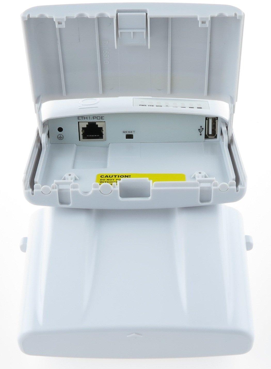 Точка доступу MikroTik BaseBox 2 (RB912UAG-2HPnD-OUT)фото3