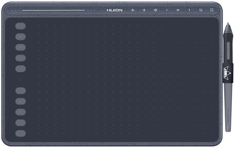 Графічний планшет Huion HS611фото