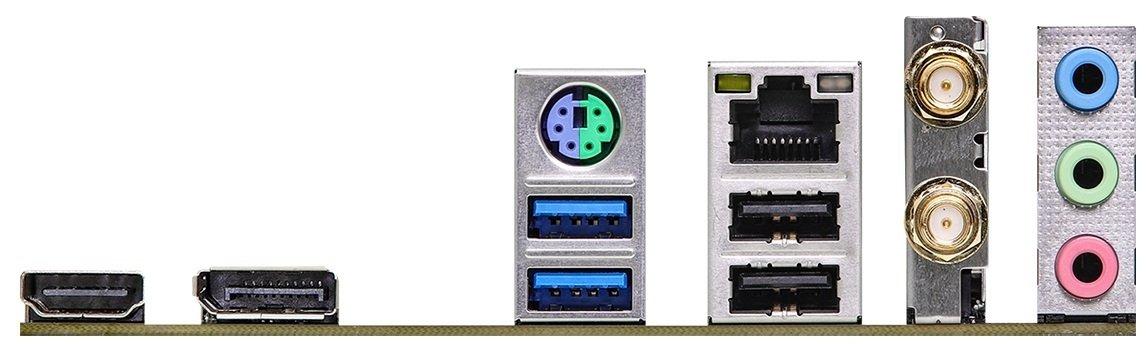 Материнська плата ASRock B560M-ITX/AC (B560M-ITX/AC) фото5