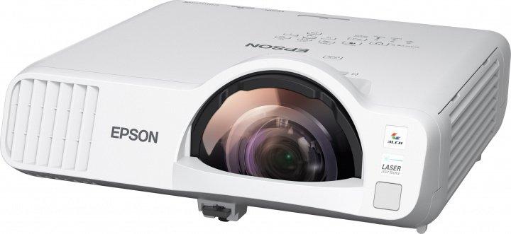 Проектор Epson EB-L200SW (3LCD, WXGA, 3800 lm, LASER) фото