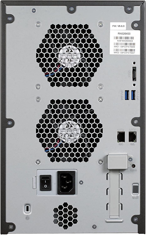 Мережеве сховище NETGEAR ReadyNAS RN528 disklessфото