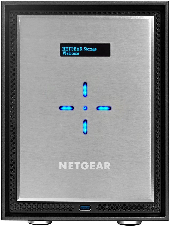 Мережеве сховище NETGEAR ReadyNAS RN626 disklessфото